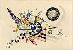Vasily Kandinsky French, born Russia, 1866-1944, Untitled