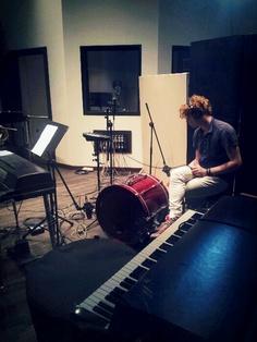 || Gianni Masci || Shooting UNA recording @ Duna Studio