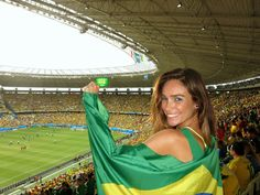 Brasil contra México na Arena Castelão | Carioca DNA #cariocadna #worldcup2014 #copa2014 #Brasil2014 #soccer #futebol #vaitercopa  #CariocaNaCopa