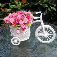 fotos de bicicletas con flores - Buscar con Google