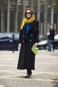 Пальто-шинель и пальто-бушлат: как их носить 9