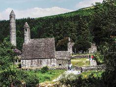 GLENDALOUGH - Glendalough, Wicklow