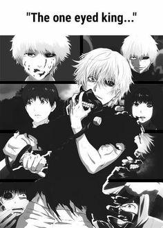 Kaneki ken-tokyo ghoul #anime