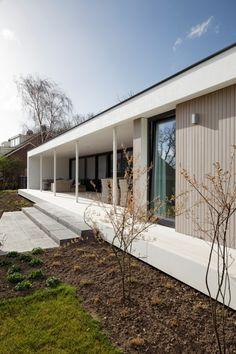 Grosfeld van der Velde Architecten | woonhuis P