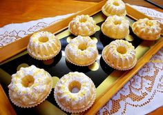 Narancsos muffin | Fehér Katica receptje - Cookpad receptek Muffin Recipes, Baby Food Recipes, Cake Recipes, Cooking Recipes, Savarin, Hungarian Recipes, Cakes And More, Mini Cupcakes, Deserts