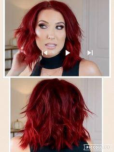 Lovin' Jaclyn Hill's Red Hair