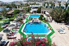 A Hotel in Gumbet, Bodrum Turkey