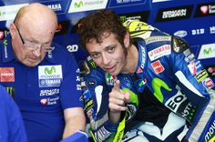 Valentino Rossi 'improves a lot' during Jerez MotoGP test