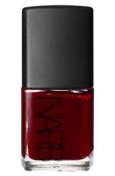 Love this Marsala NARS nail polish.