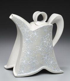 100 Teapots VI Juror: Jeff Oestreich Jan 12- Feb 23, 2013 Julia Timm