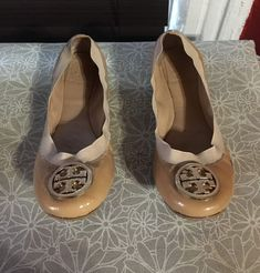a27cb57248a Tory Burch Caroline Shoes  fashion  clothing  shoes  accessories   womensshoes  flats