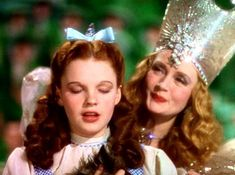 You had the power all along my dear - Glinda the Good Witch - Wizard of Oz