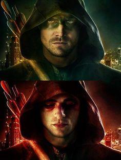 Arrow and Arsenal