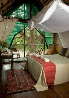 Home Interior Design — Kosi Forest Lodge, KwaZulu-Natal, South Africa Interior Exterior, Home Interior, Interior Design, My New Room, My Room, Style At Home, Beautiful Bedrooms, Glamping, Glam Camping