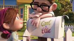 Carl & Ellie <3