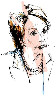 Lunch with the FT: Nancy Pelosi