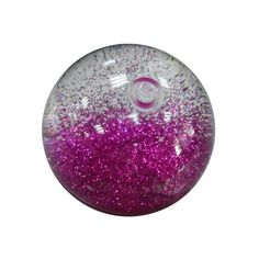 Pink Flashing Glitter LED Bouncy Ball http://www.lampsplus.com/products/Pink-Flashing-Glitter-LED-Bouncy-Ball__W0873.html#