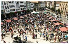 Fiesta de la sidra 2015 en Villaviciosa- Asturias- España. Foto de Chema Mateos