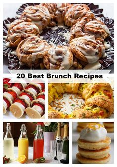 Here's a bunch of ways to make your brunch with friends awesome!