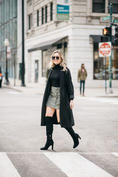 53 Best Winter Coats And What To Wear Them With Outfit Outfit Winter Outfits For Teen Girls, Stylish Winter Outfits, Winter Outfits For Work, Best Winter Coats, Long Winter, Suede Skirt, Thanksgiving Outfit, Trends, Autumn Winter Fashion