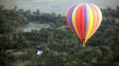 Abercrombie & Kent offers an $80,000 private-jet safari.