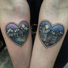 Thank you @cheyennejennifer_ Done at Perth Tattoo Expo