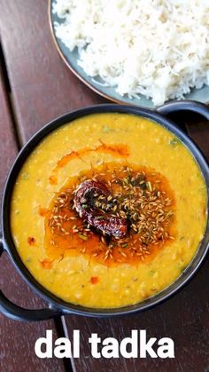 dal tadka recipe, yellow dal tadka, restaurant style dal fry tadka with step by step photo/video. lentil based curry with split pea lentil & indian spices. Veg Recipes, Spicy Recipes, Curry Recipes, Kitchen Recipes, Vegetarian Recipes, Cooking Recipes, Lentil Recipes, Chaat Recipe, Dal Recipe