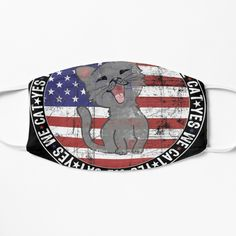 Us Election, Cat Dad, Phone Covers, Designs, American Flag, Cat Lovers, Military, Cats, Masks