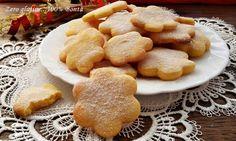 Biscotti di mais senza glutine friabili e semplici da preparare,perfetti da sgranocchiare in ogni momento della giornata.