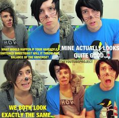 Aw! They're worried faces are the cutest things ever!:)XD