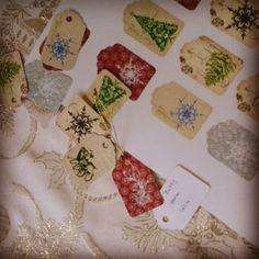 Faça você mesma: Etiquetas de Natal - Etiquetas para Presentes - Etiquetas Imprimíveis