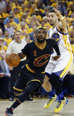 Wow! Cleveland Cavaliers stay alive with LeBron James and Kyrie Irving making history -- Terry Pluto (photos) - http://thisissnews.com/wow-cleveland-cavaliers-stay-alive-with-lebron-james-and-kyrie-irving-making-history-terry-pluto-photos/