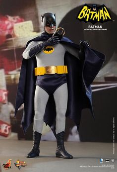 In honor of the passing of actor Adam West, Hot Toy Report is taking a look back at the Hot Toys Batman figure released several years ago. Merchandise from the classic series was a rare commodity until recently when the DVD release opened the floodgates for licensors. Although he found it difficult to find work …