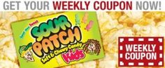 Cinemark Weekly Deals ~ Channing, McConaughey, Sour Patch Kids and Free Popcorn!!