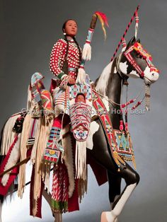 Rhonda Holy Bear - Lakota Doll artist