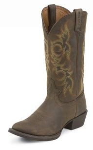 justin cowboy boots I have these & they are so comfy!!