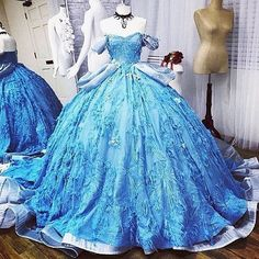 haute couture fashion Archives - Best Fashion Tips Disney Princess Dresses, Cinderella Dresses, Disney Dresses, Princess Costumes, Quinceanera Dresses, Prom Dresses, Robes Disney, Cinderella Cosplay, Disney Cosplay