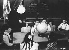 Sister Teaching Students at a Catholic Elementary School