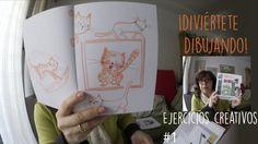 ¡Diviértete Dibujando! Ejercicios creativos 1