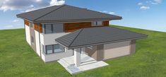 Projekt domu Karo 188 m2 - koszt budowy - EXTRADOM Home Fashion, Gazebo, House Plans, Outdoor Structures, House Design, House Styles, Outdoor Decor, Home Decor, Arquitetura