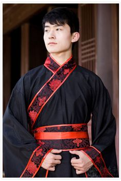 Chinese male hanfu