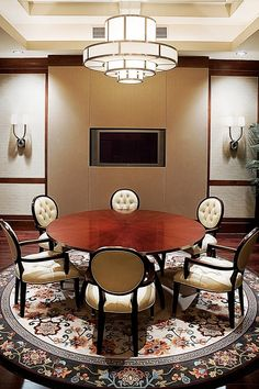 Contemporary Dining Room Interior Design - Interior Design | Exterior Design | Office Design | Home Design