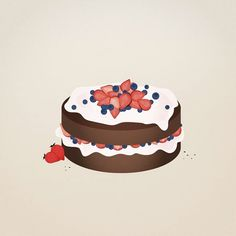 Skumkake til mai! Lemon Bars, Food Cakes, Horn, Brownies, Salt, Baking, Caramel, Cakes, Cake Brownies