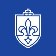 New Saint Louis University logo. #SLULogos