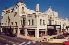 The Coleman Theatre opened in 1929 and was known as the grandest theatre in the West. It is open for tours and performances still today. Route 66 Trip, Places To Travel, Places To Visit, Oklahoma Tourism, Dust Bowl, Theatres, Family Memories, Mary Poppins, Concert Hall