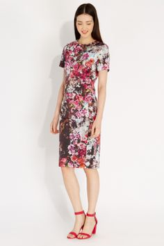 Love this #co-ord #floral print #suit so much! Oasis, £85