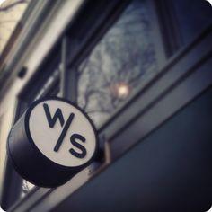 Wier / Stewart outdoors signage