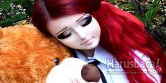 15 Wanita Yang Mirip Dengan Boneka Saat Ini