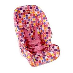 Amazon Joovy Doll Toy Booster Seat Dot Pink Toys Games