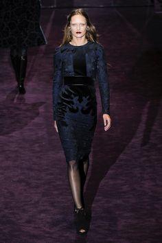 Gucci Fall 2012. Milan Fashion Week.
